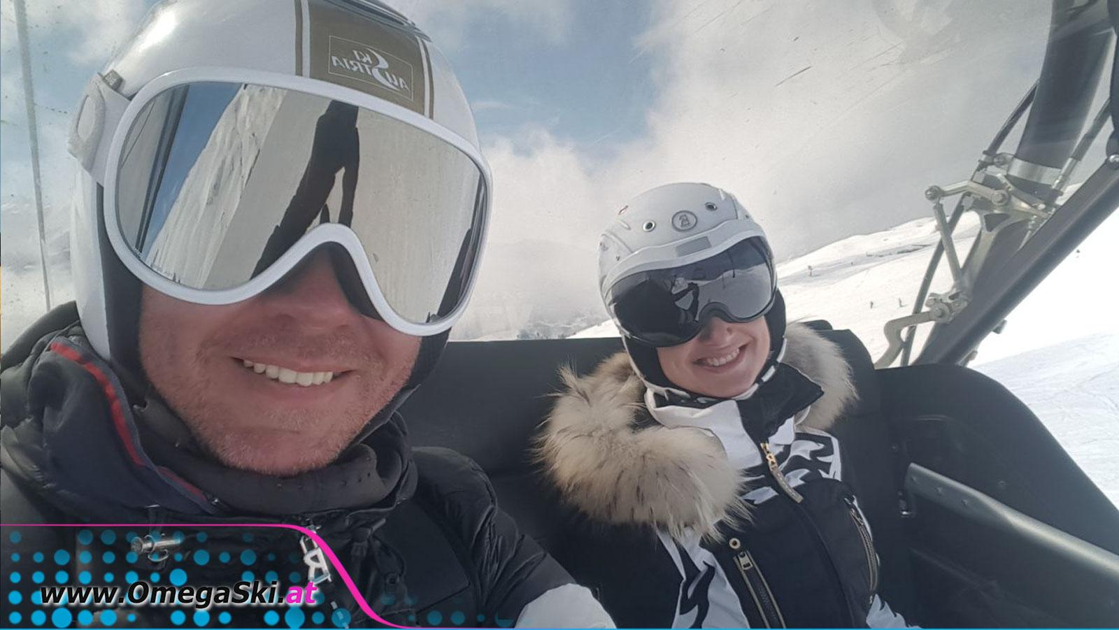 Горнолыжный инструктор LAAX Sankt Moritz